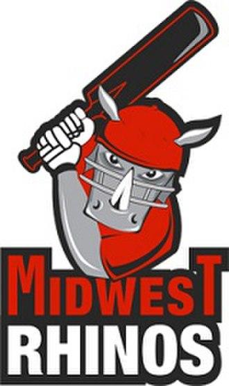 Mid West Rhinos - Image: Mid West Rhinos Logo