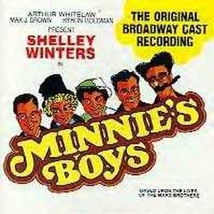 Minnie's Boys - Original Cast Recording