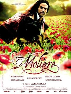 Molière (2007 film) - Original film poster