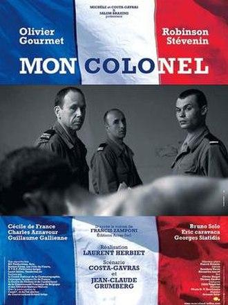 The Colonel (2006 film) - Film poster