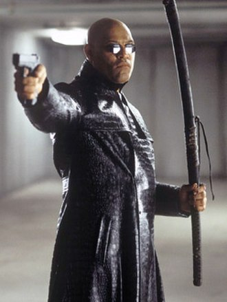 Morpheus (The Matrix) - Image: Morpheus