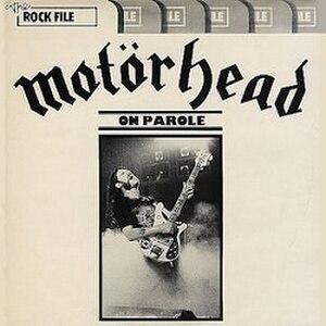 On Parole - Image: Motörhead On Parole (1979)