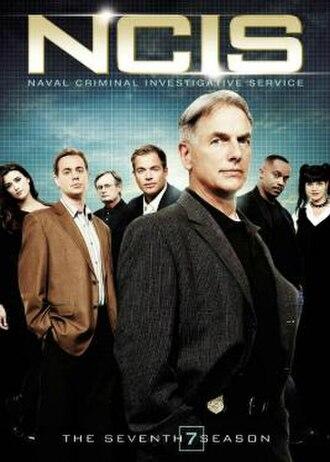 NCIS (season 7) - Season 7 U.S. DVD cover