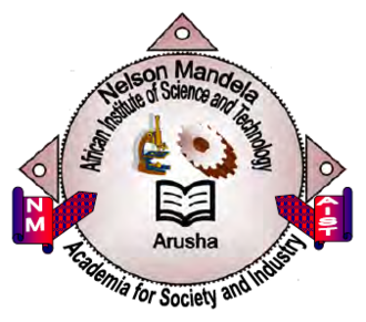 Nelson Mandela African Institute of Science and Technology - Image: NM AIST Logo