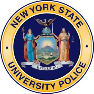 New York State University Police - Image: NY State University Police logo