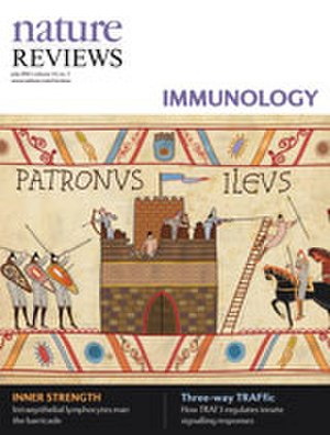 Nature Reviews Immunology - Image: Nature Reviews Immunology (cover)