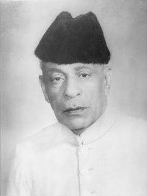 Nawab Mohammad Ismail Khan - Nawab Mohammad Ismail Khan.