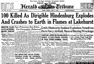 <i>New York Herald Tribune</i> newspaper