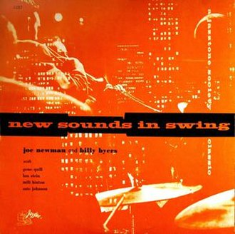 New Sounds in Swing - Image: New Sounds in Swing