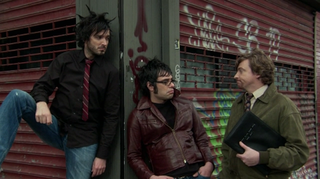 New Zealand Town 8th episode of the second season of Flight of the Conchords