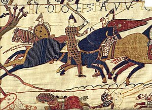 Companions of William the Conqueror - Image: Odo Bayeux