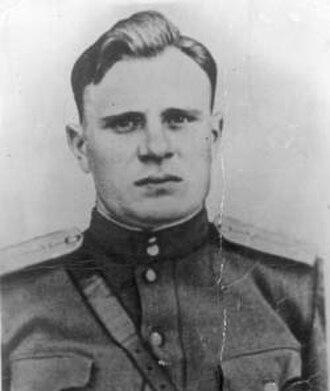 Alexei Berest - Berest, circa 1945.