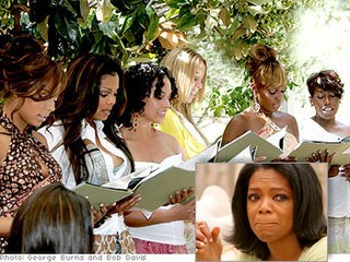 Oprah Winfreys Legends Ball