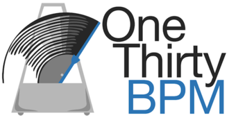 Beats Per Minute (website) - Image: One Thirty BPM Logo