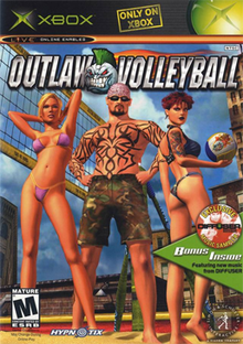outlaw volleyball remixed ps2