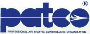 Professional Air Traffic Controllers Organization (1968) - Image: PATCO logo