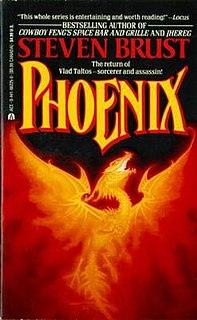 <i>Phoenix</i> (novel) 1990 novel in the Vlad Taltos series by Steven Brust