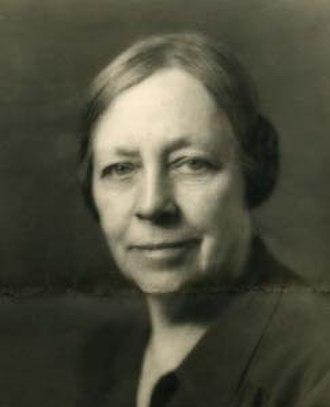 Alice Judson - Image: Photo of Alice Judson