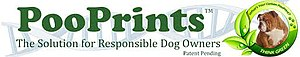 PooPrints - Image: Poo Prints Logo