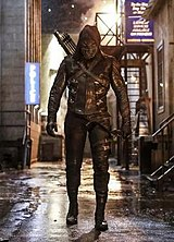 Masked performed of Prometheus on Arrow.