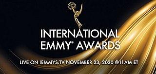 48th International Emmy Awards