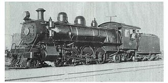 4-6-2 - New Zealand's Q class of 1901, the first true Pacific locomotive
