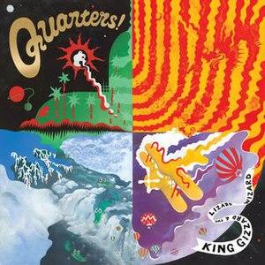 Quarters! - Image: Quarters King Gizzard