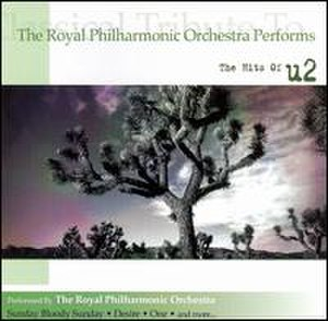 Pride: The Royal Philharmonic Orchestra Plays U2 - Image: RPO Pridealternatecover