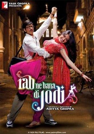 Rab Ne Bana Di Jodi - Theatrical release poster