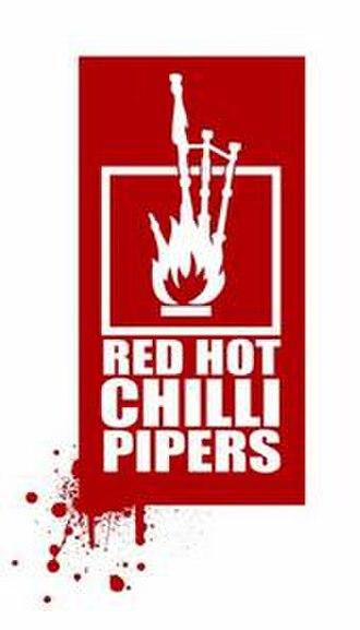 Red Hot Chilli Pipers - Red Hot Chilli Pipers logo