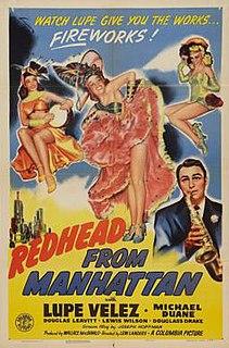<i>Redhead from Manhattan</i> 1943 film by Lew Landers