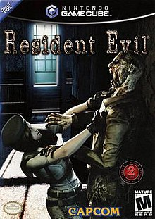 Resident Evil 2002 Video Game Wikipedia