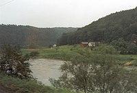 the Elbe