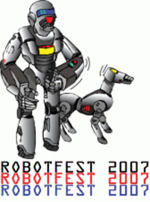 RobotFest - Image: Robotfest 2007Logo