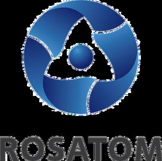 Rosatom - Image: Rosatom logo
