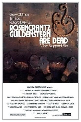 Rosencrantz & Guildenstern Are Dead (film) - DVD cover