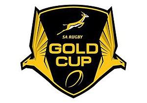 SARU Gold Cup - Image: SARU Gold Cup logo
