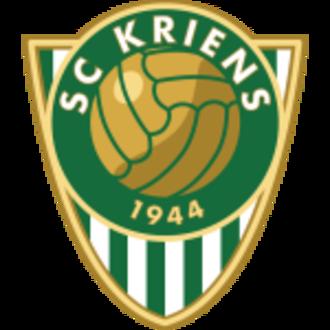 SC Kriens - Image: SC Kriens new logo