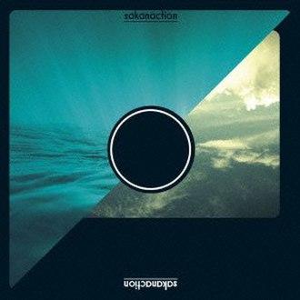 Sakanaction (album) - Image: Sakanaction album cover