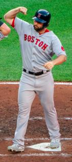 Sam Travis American baseball player
