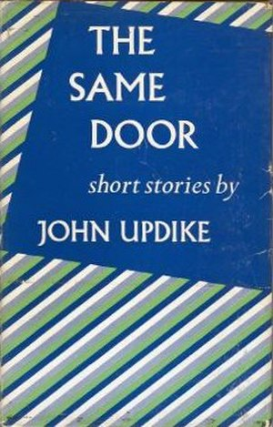 The Same Door - First edition (publ. Knopf)