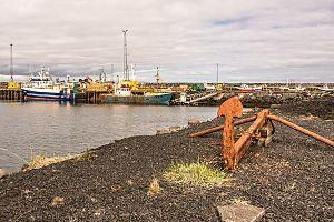 Sandgerði - The Sandgerði harbor