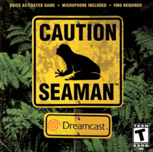 Seaman (video game) - Wikipedia