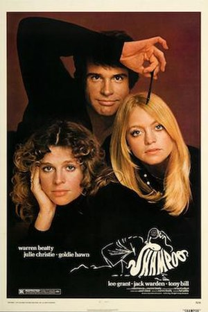 Shampoo (film) - Theatrical release poster