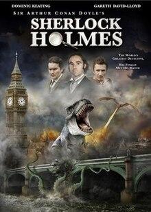 Sherlock Holmes and a Tyrannosaurus Rex