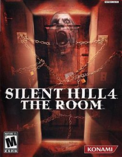 Picture of a game: Silent Hill 4: The Room