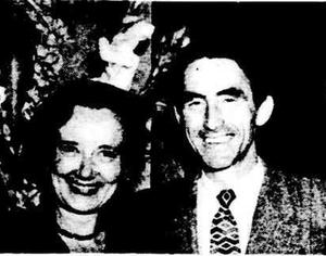 Smoky Dawson - Dot and Smoky Dawson, Adelaide, November 1952