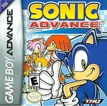 Sonic Advance Wikipedia