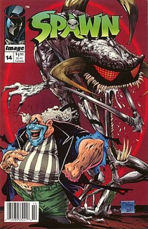 Violator (comics) - Image: Spawn 14myths 1993