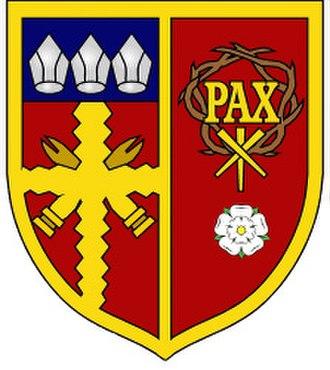 St Benedict's Catholic High School, Alcester - St Benedict's Logo